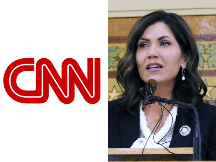 Kristi Noem has signe an order banning participation of biological males identifying as females in women sports at school level