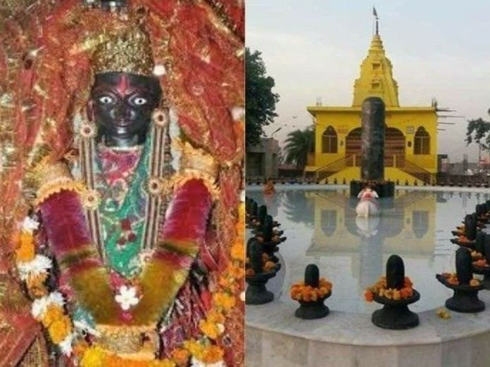 Dasna Devi Temple has been looted at least twice in the last 7 years