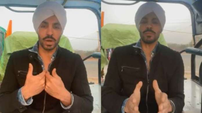 Deep Sidhu applies for bail in Delhi Court