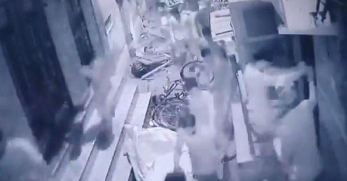 Hindu houses attacked at Harijan Basti in Sarai Kale Khan, Delhi