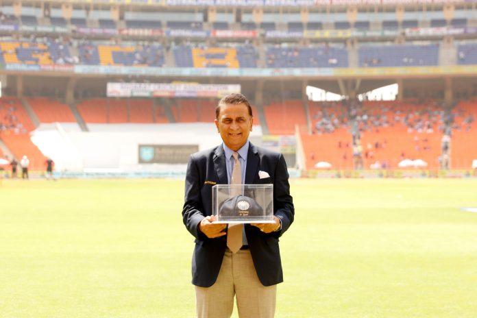 Sunil Gavaskar, 50th anniversary of test debut for India