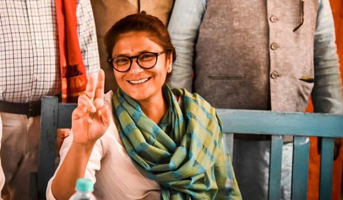 Sushmita Dev, trouble for the Congress party in Assam