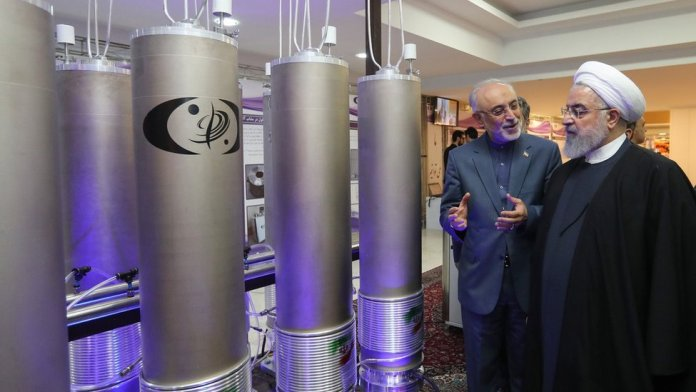 Iran says it is enriching uranium at 60 per cent levels, its highest ever