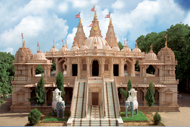Temples have generously provided help to the people and government during the Covid crisis