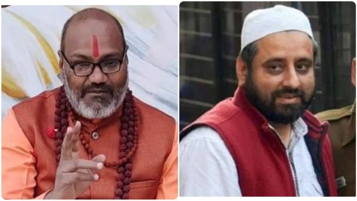 AAP MLA Amanatullah Khan calls for beheading of Narsinghanand Saraswati for his unflattering comments on Prophet Muhammad