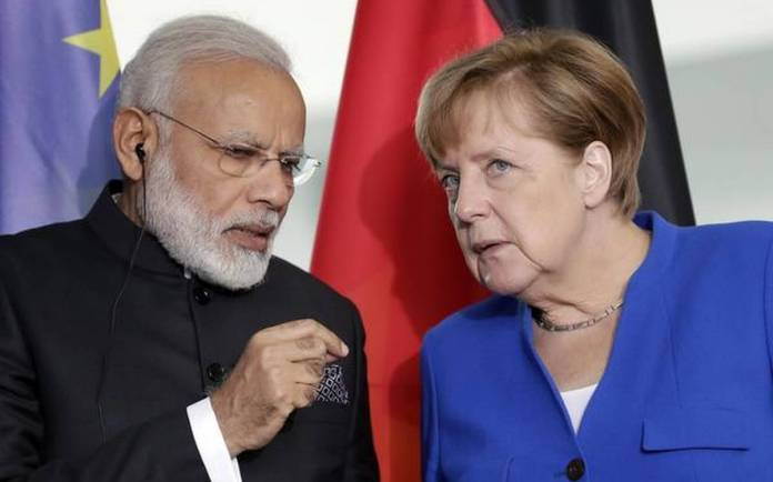 German embassy in India promises cooperation over COVID after chancellor Angela Merkel's unflattering remarks on India