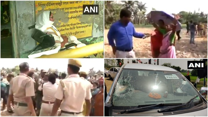Nandigram: All the drama that happened on polling day
