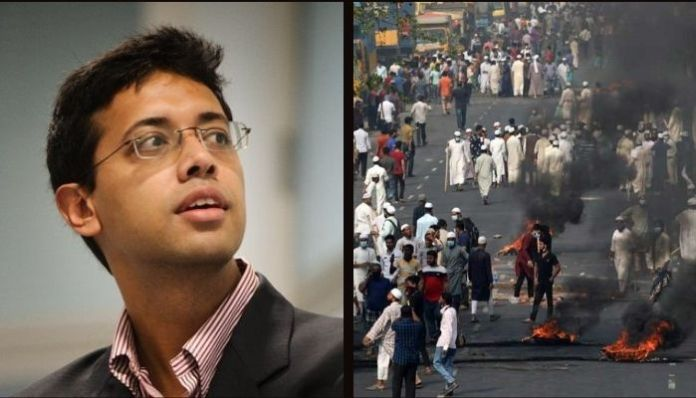 Netizens slam Yale Professor for whitewashing Islamist attack on Hindu temples