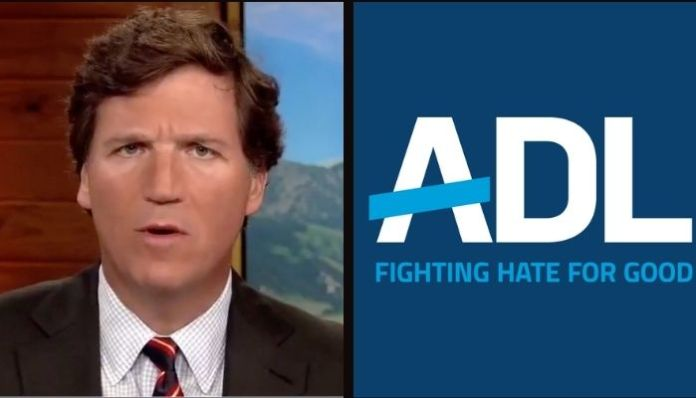 Tucker Carlson exposes the doublespeak of ADL on demography change in US