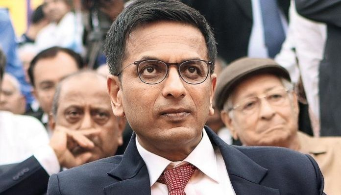 Ramzan: Justice Chandrachud apologises to a 'fasting' lawyer. Know why
