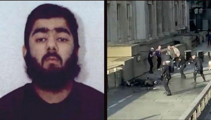 Christian priest was conned London bridge attack terrorist Usman Khan