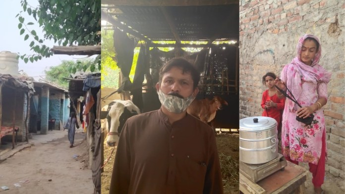 Hindu refugees at Delhi's Majnu Ka Tila camp talk to OpIndia