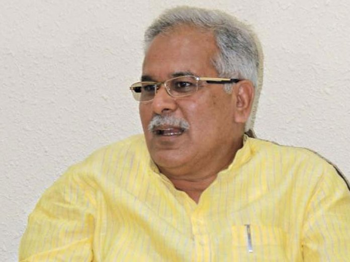 Bhupesh Baghel blames centre for worsening Covid situation