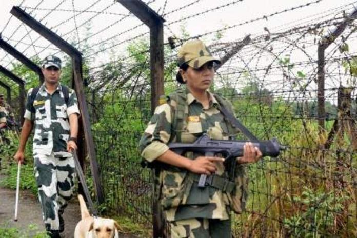 Bangladeshi smugglers attacked BSF personnel in West Bengal's Coochbehar sector