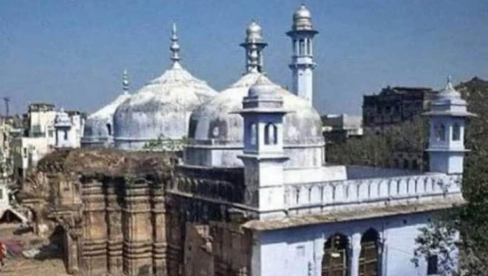 Gyanvapi mosque management committee moves Allahabad High Court seeking an urgent stay on April 8 order of Varanasi court allowing the ASI survey of Gyanvapi complex