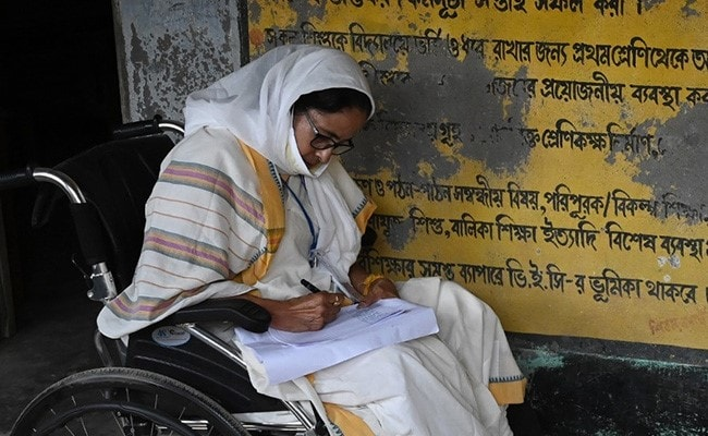 EC says 'polling was not disrupted' in Nandigram booth where Mamata Banerjee parked herself and made wild allegations: Read details