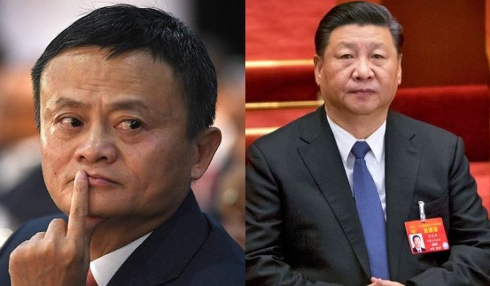 Chinese govt pressurises Ant Group to facilitate exit of founder Jack Ma