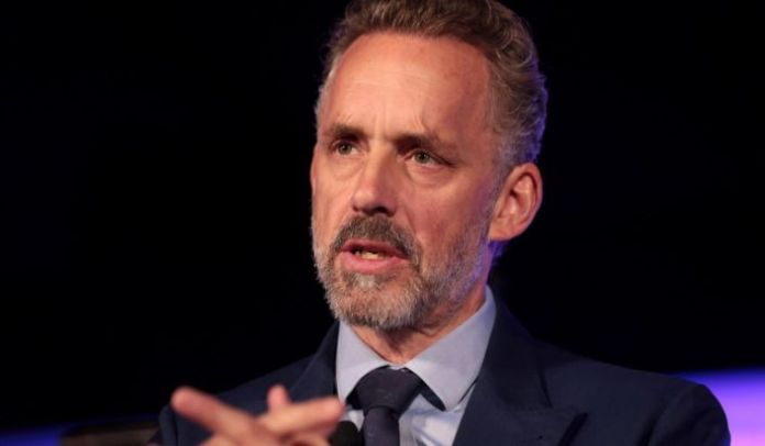 Jordan Peterson is shocked after he discovers Red Skull is based on him in Captain America comic.