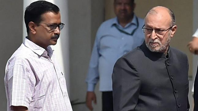 LG Anil Baijal becomes the government of Delhi as centre notifies amended GNCTD Act