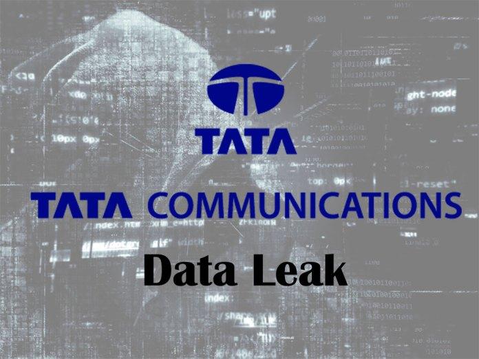 Tata Communications Data Leak