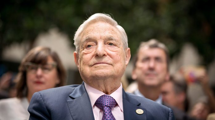 George Soros behind 'civil unrest', lawlessness in the US: Russian Security