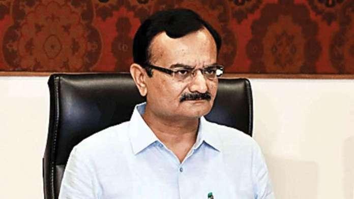 Gujarat Home Minister Pradipsinh Jadeja