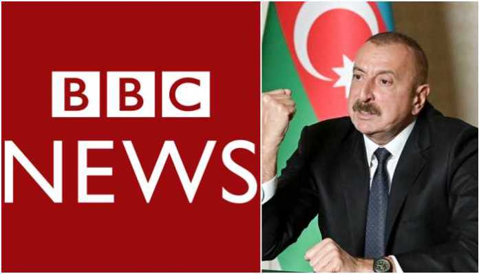 Azerbaijan President's reply to BBC journalist over press freedom goes viral