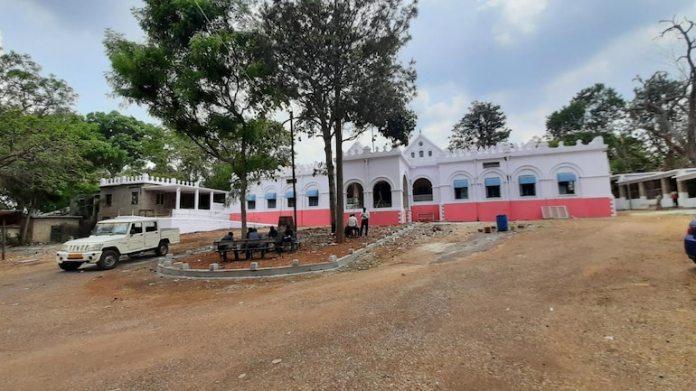 RSS volunteer help in resurrecting colonial era hospital in Karnataka