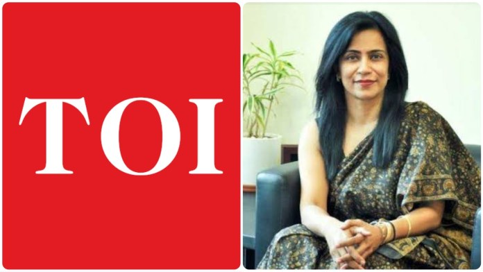 ToI passes off paid news of anti-Modi propaganda as a news article