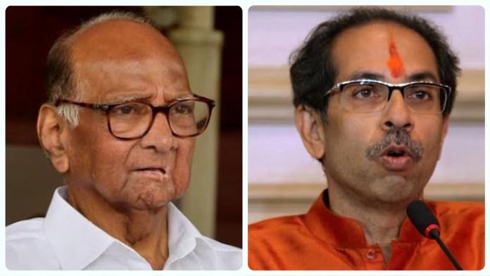 Sharad Pawar reportedly unhappy with Uddhav Thackeray