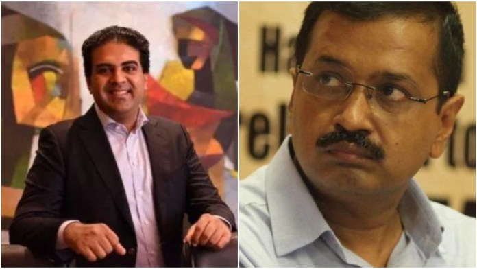 Its not central govt's job to pick up tankers and pour, INOX Air's Siddharth Jain slams Delhi govt