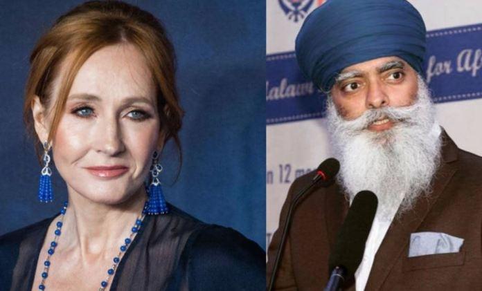 JK Rowling donates to Khalsa Aid