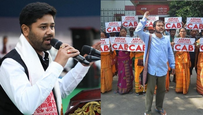 anti-CAA Assam election