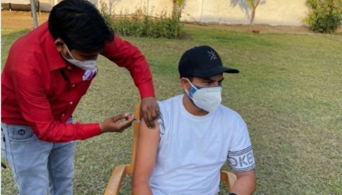 Kuldeep Yadav under scanner for taking Covid vaccine at guest house