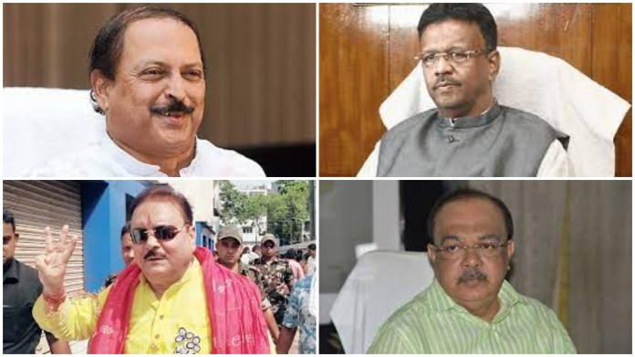 Four TMC leaders under house arrest granted interim bail by Calcutta HC