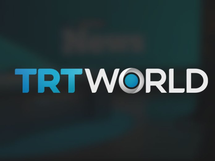TRT World uses Nepal image in a report highlighting Covid crisis in India