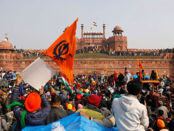 Republic Day riots: RTI reply lists damages caused by tractor rally rioters