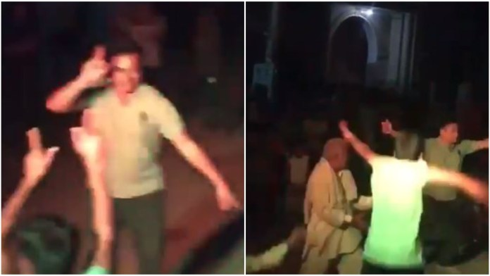 Haryana: Farmer protestors celebrate in Hisar after govt decides to withdraw FIRs