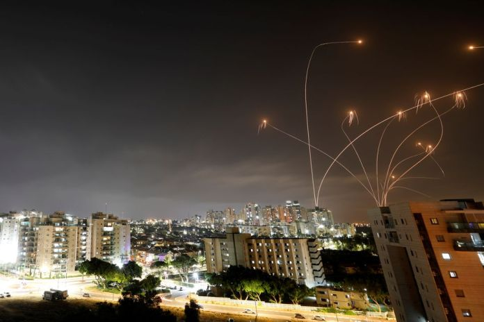 Israel-Palestine conflict, rockets launched from Gaza Strip