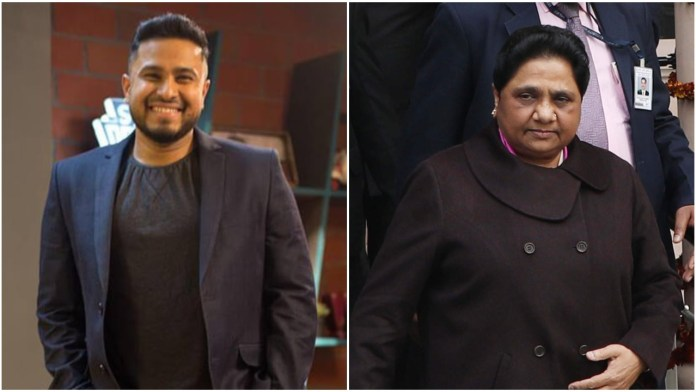 Old tweet by comedian Abish Mathew against Dalit leader Mayawati goes viral, slammed for sexist statement
