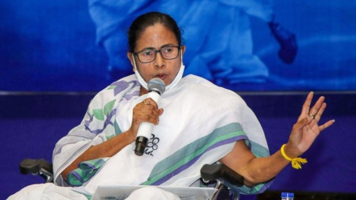 Mamata Banerjee defeats the BJP in the West Bengal Assembly elections