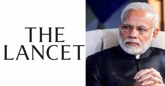 The Lancet blames Narendra Modi for the Covid crisis