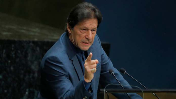 Pakistan PM Imran Khan says men are not robot, they are affected by women wearing skimpy clothes