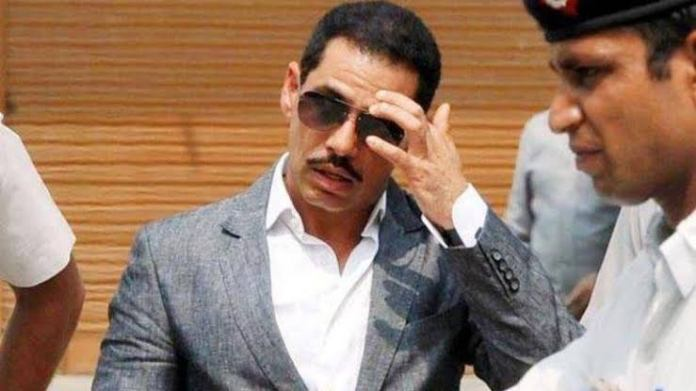 Robert Vadra challaned by Delhi Police for driving dangerously