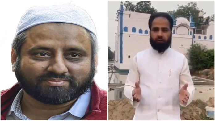 Amanatullah Khan starts his communal antics against Central Vista project, warns against damaging mosques in govt premises