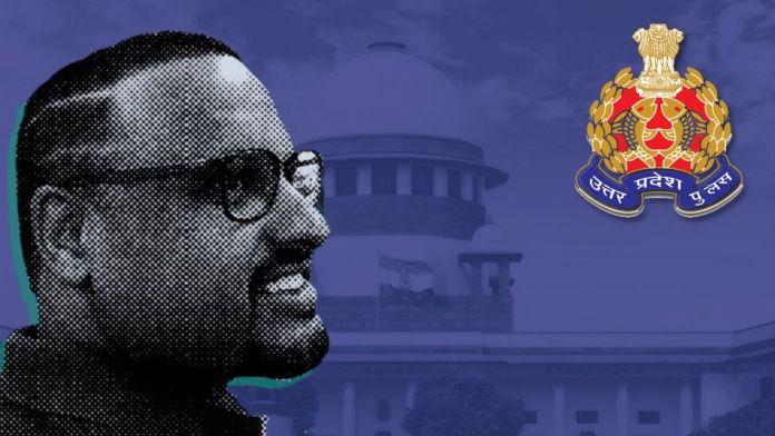 UP govt moves SC against Karnataka HC order of interim protection to Twitter MD