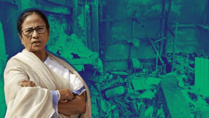 NHRC fact-finding committee says well-planned , wide spread violence happened in Bengal