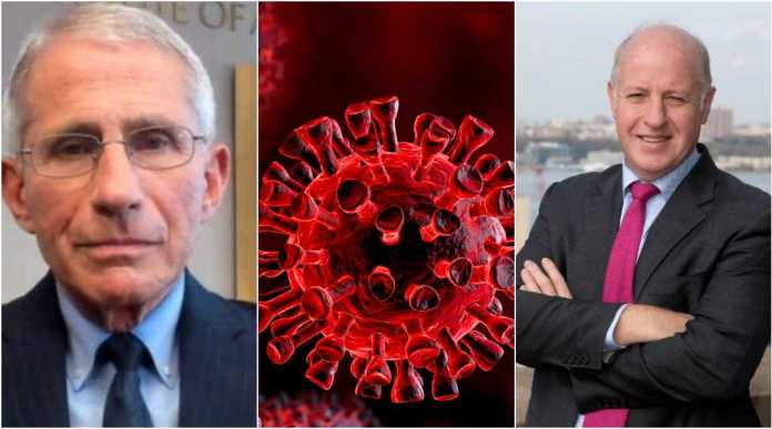 Peter Daszak and Anthony Fauci's 'conflict of interest' behind dismissing covid lab origin theories exposed