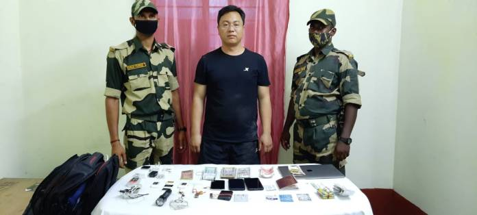 Chinese national with links to intelligence agencies arrested by BSF in Malda