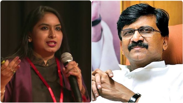 Dr Swapna Patker who filed a case of harassment against Sanjay Raut in Bombay HC taken into custody by Bandra police, her advocate claims